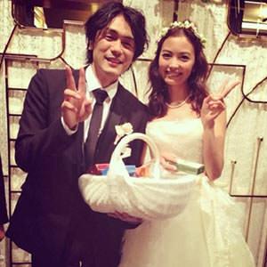 矢野未希子 結婚式 旦那