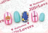Jill&Lovers ジルアンドラバーズ ネイル画像