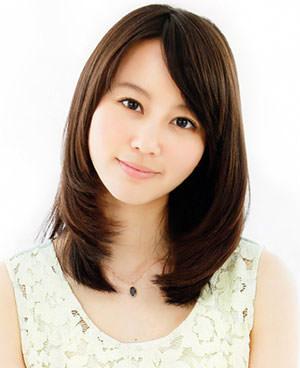 堀北真希 セミロング 髪型画像
