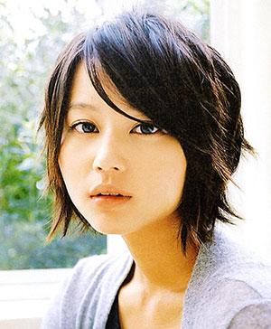 堀北真希 ショート 髪型画像