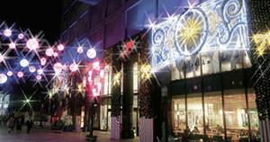 井筒屋・小倉店 クリスマス・イルミネーション