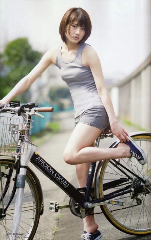 若月佑美 美脚 画像 乃木坂46