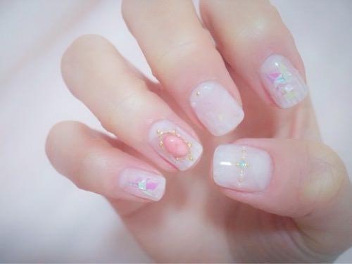 Nail right hand